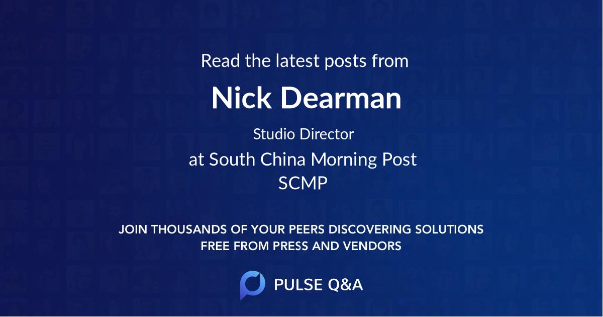 Nick Dearman