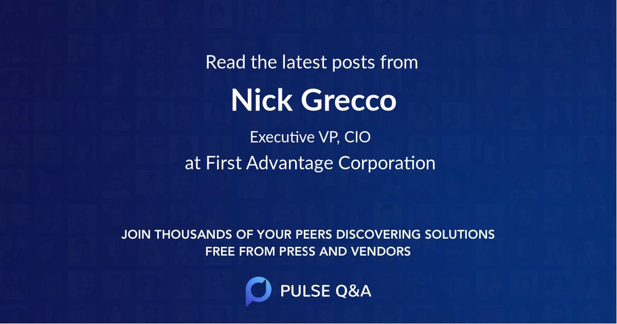 Nick Grecco