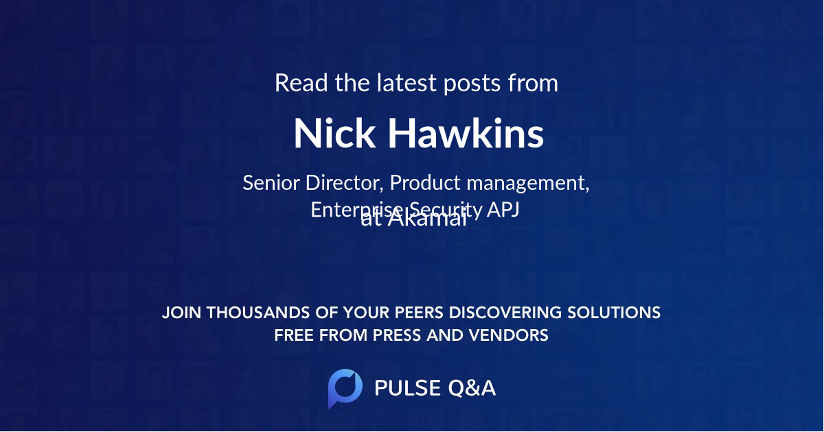 Nick Hawkins
