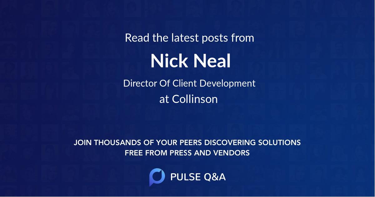 Nick Neal