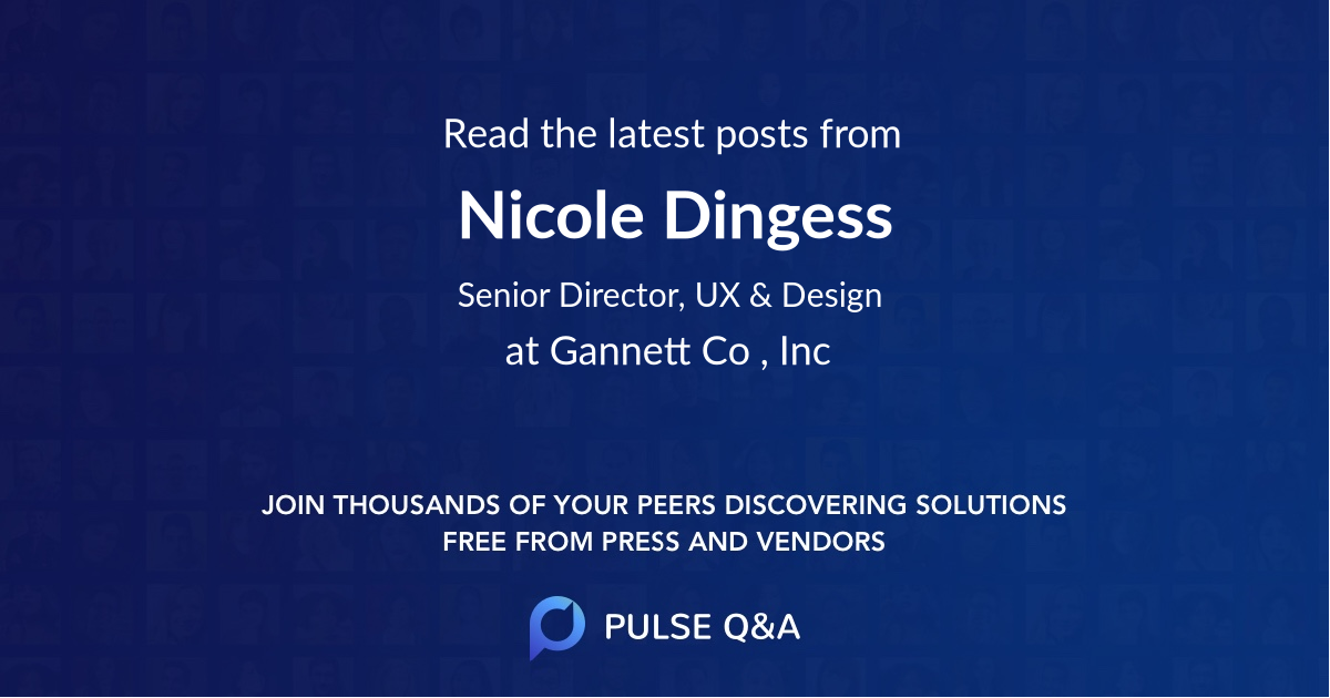 Nicole Dingess