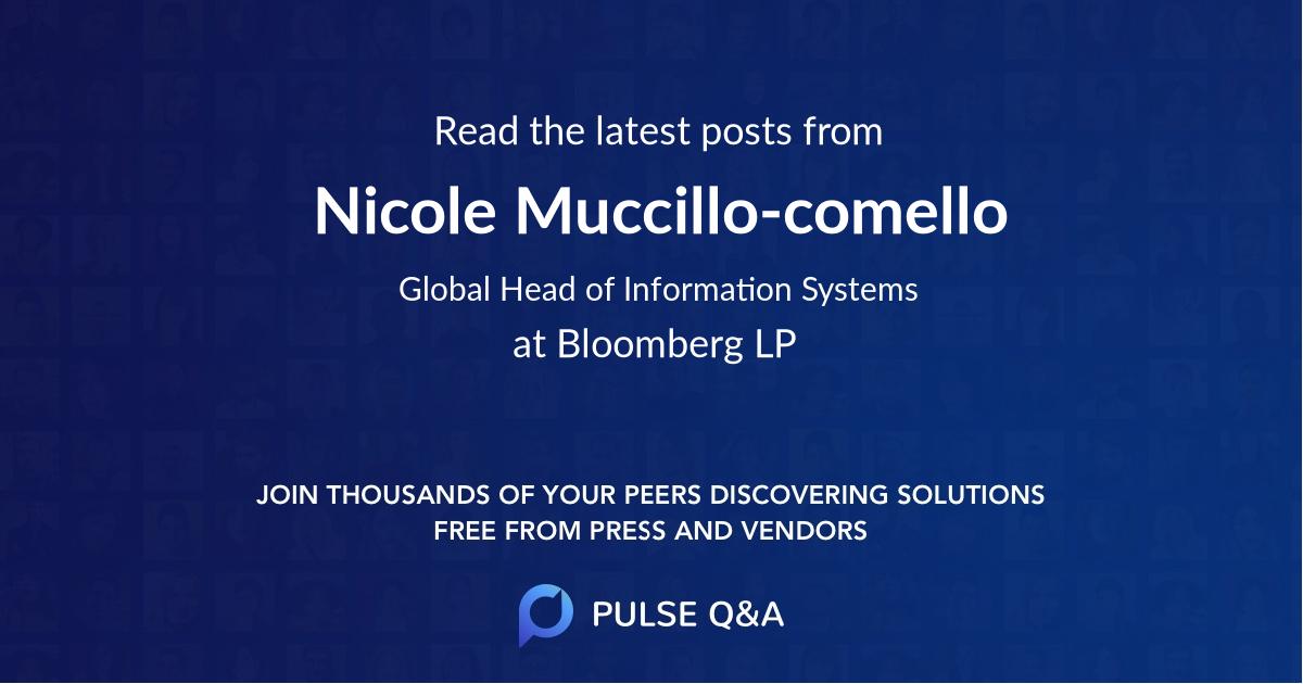 Nicole Muccillo-comello