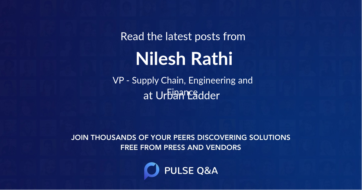 Nilesh Rathi