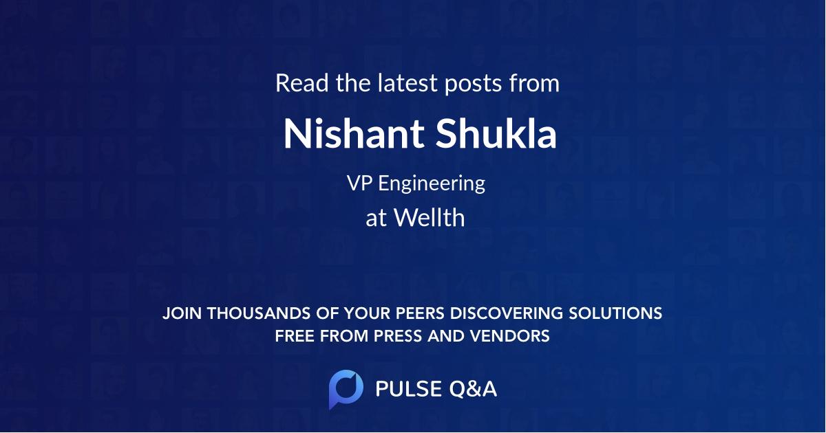 Nishant Shukla