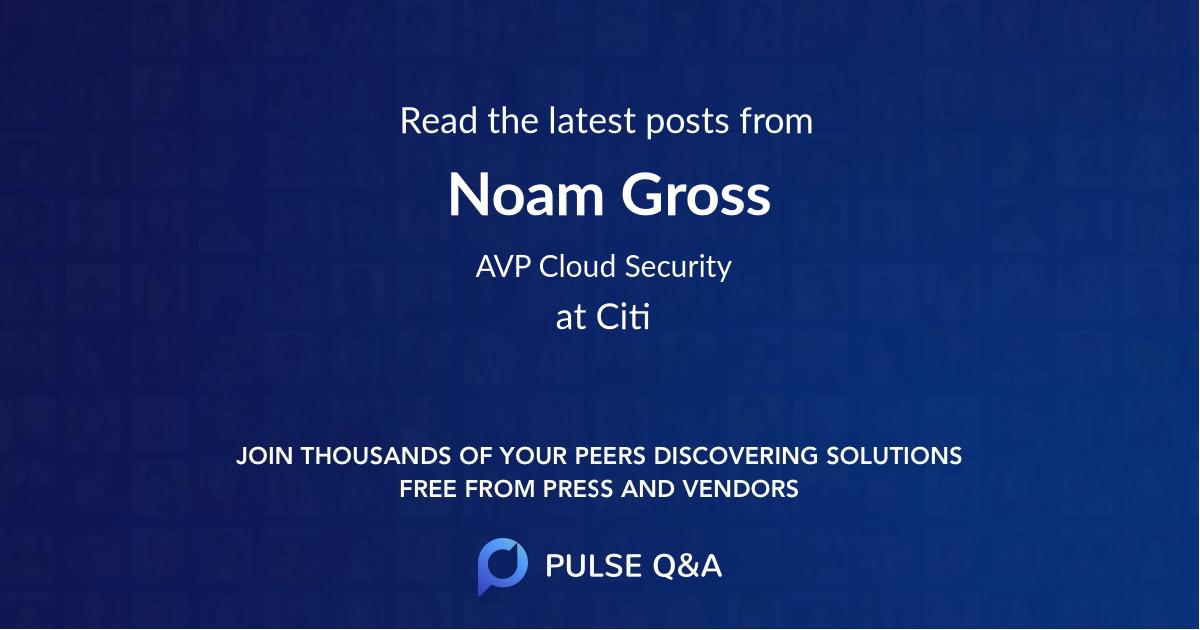 Noam Gross