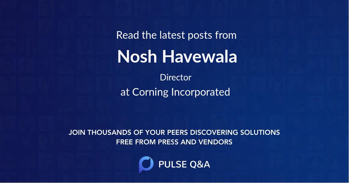 Nosh Havewala
