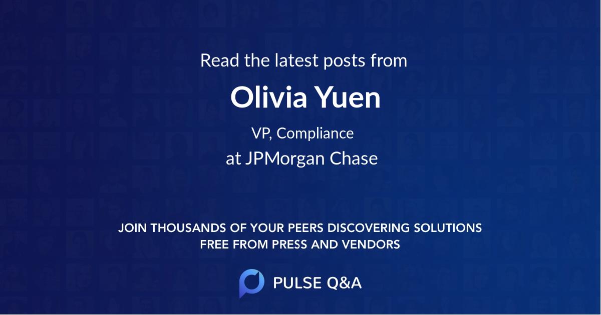 Olivia Yuen