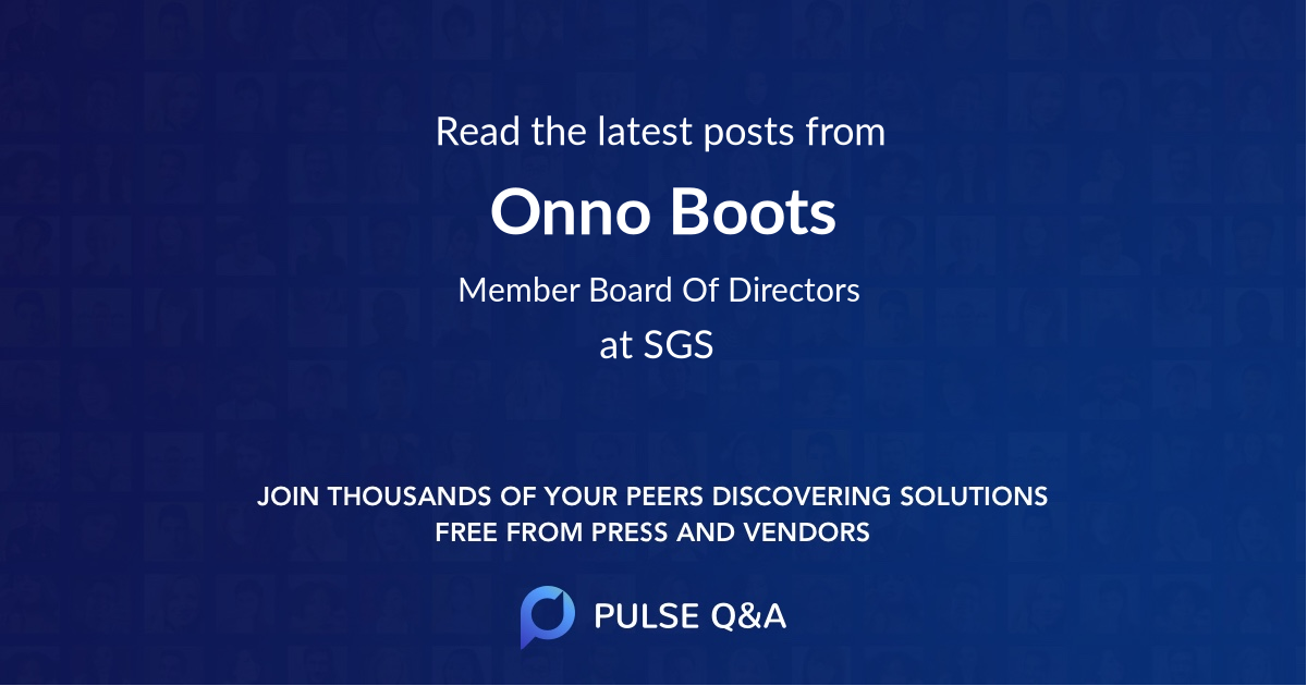 Onno Boots