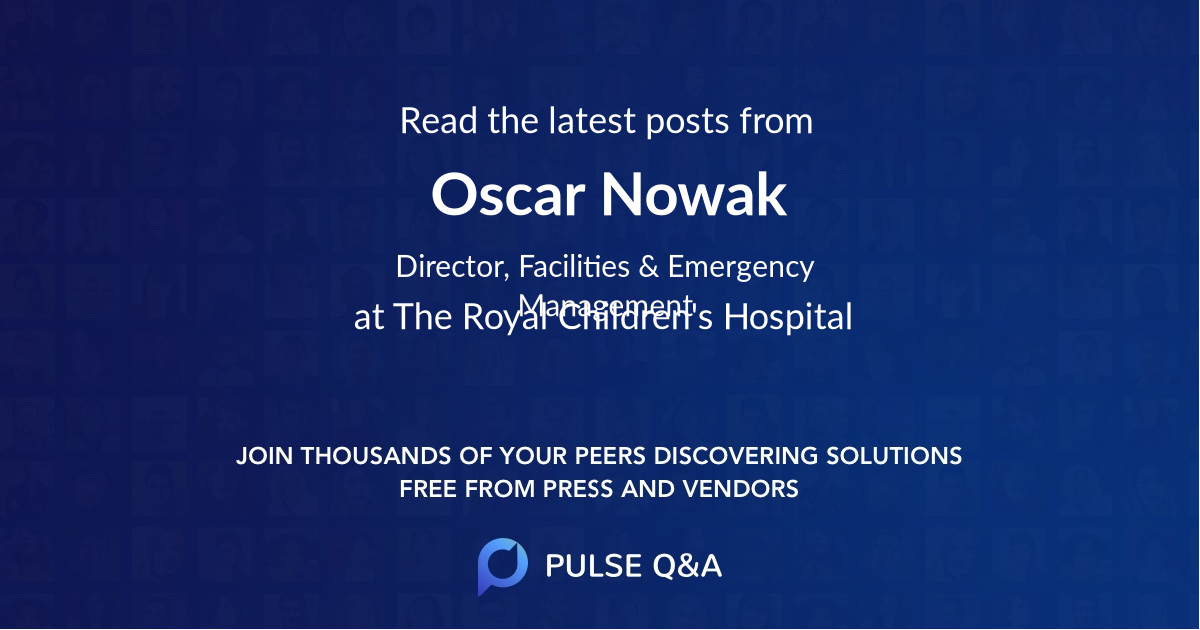 Oscar Nowak