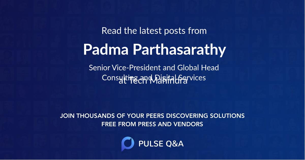 Padma Parthasarathy