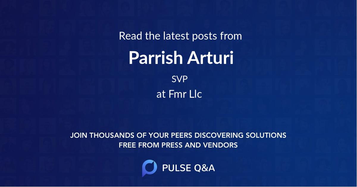 Parrish Arturi