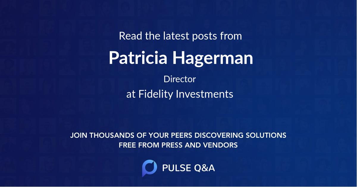 Patricia Hagerman