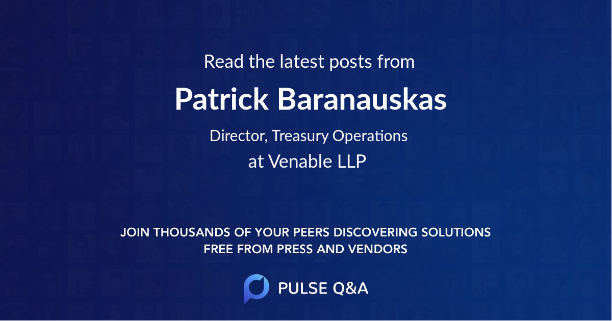 Patrick Baranauskas