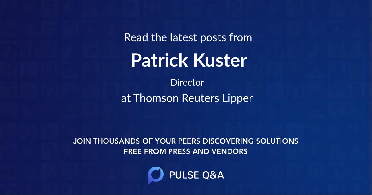 Patrick Kuster