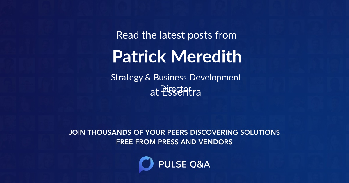 Patrick Meredith