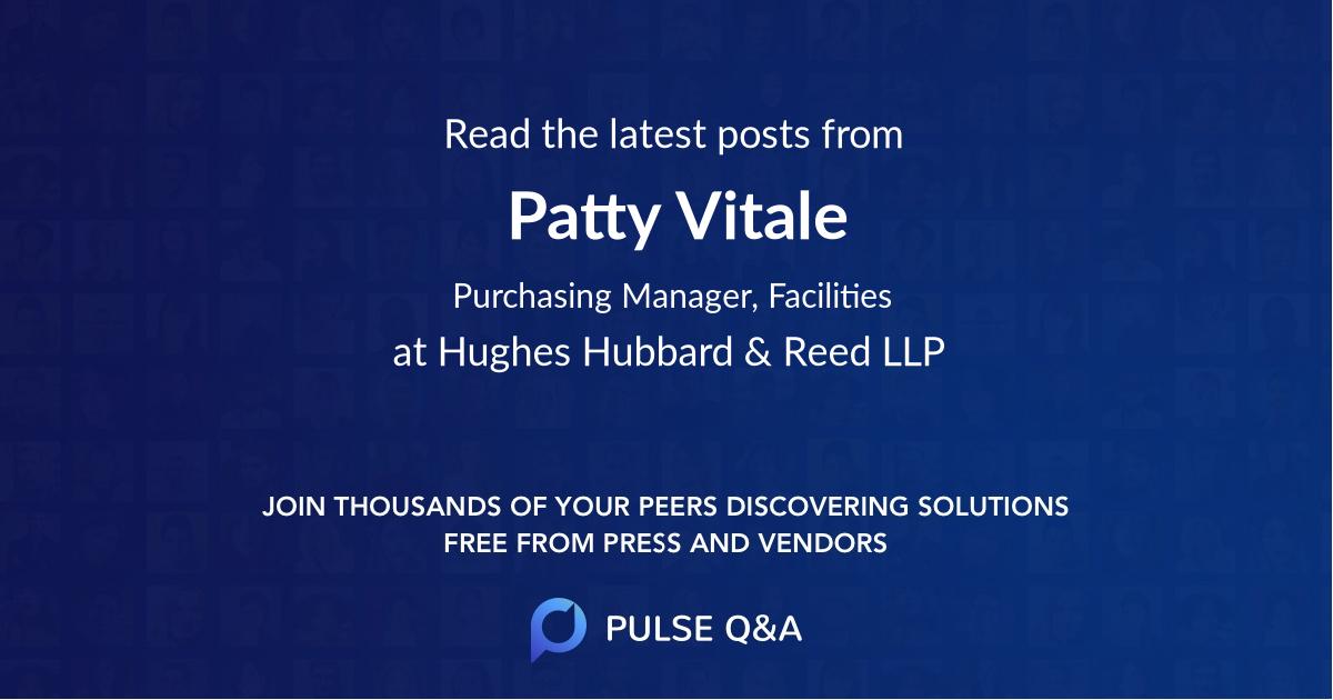 Patty Vitale