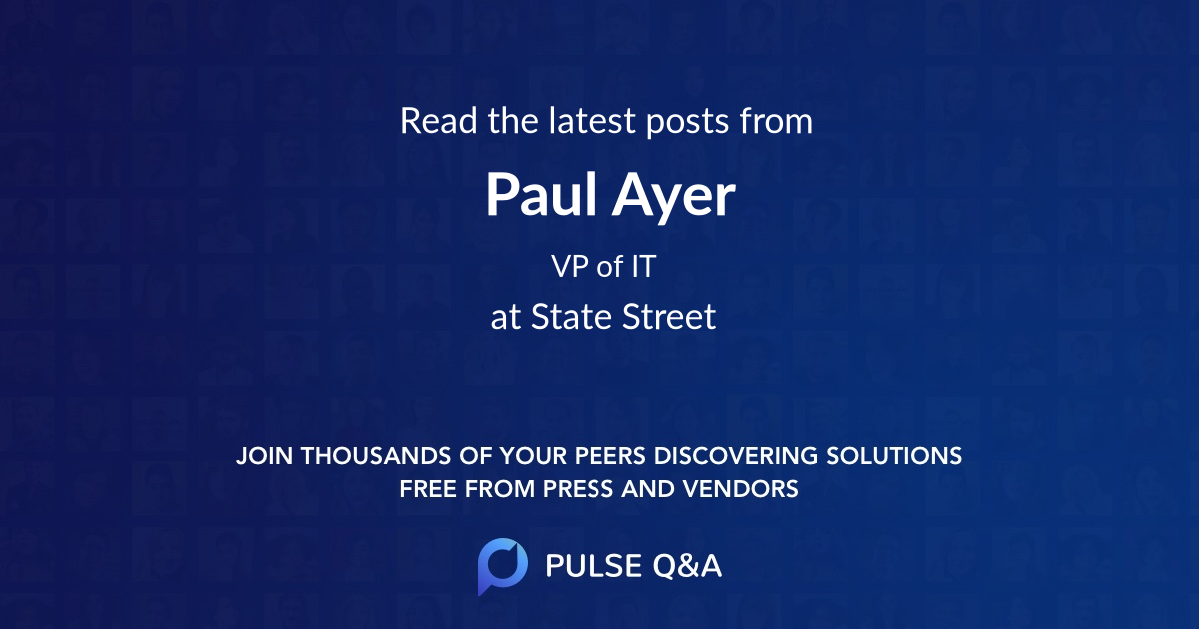Paul Ayer