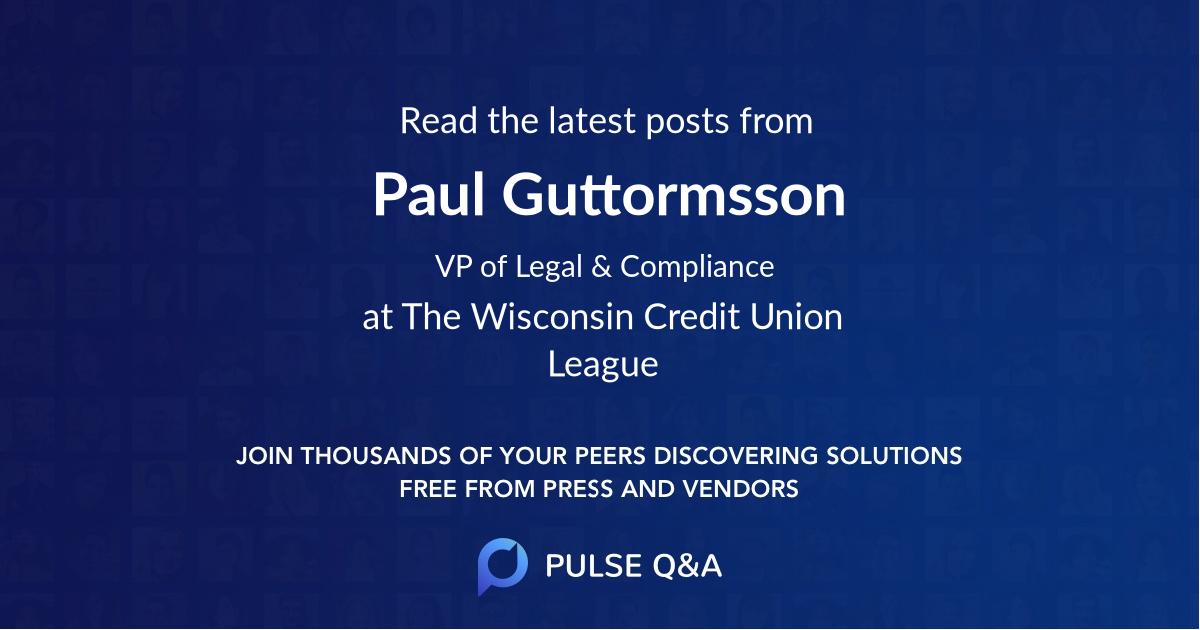 Paul Guttormsson