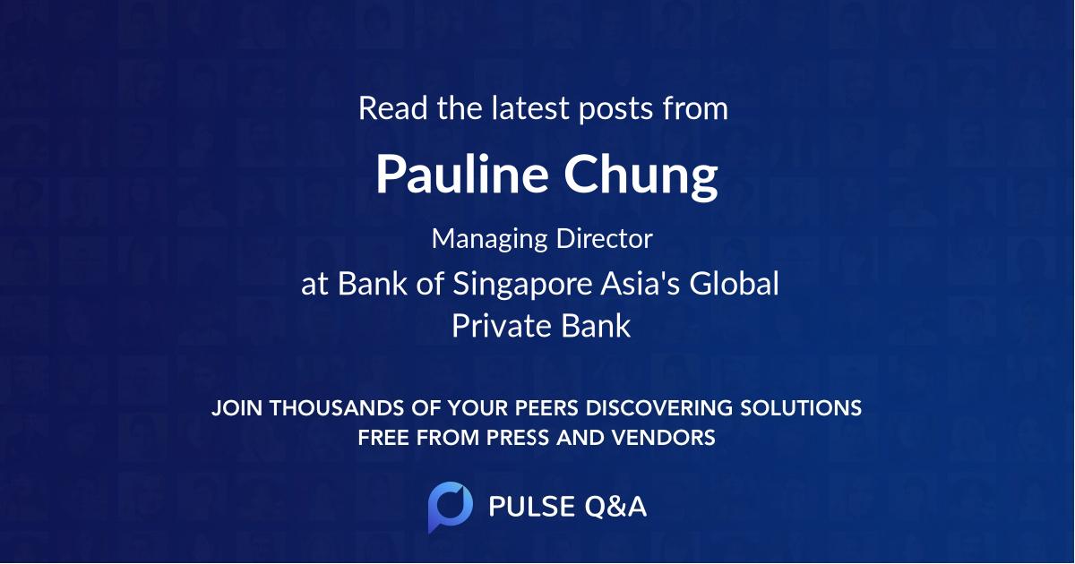 Pauline Chung