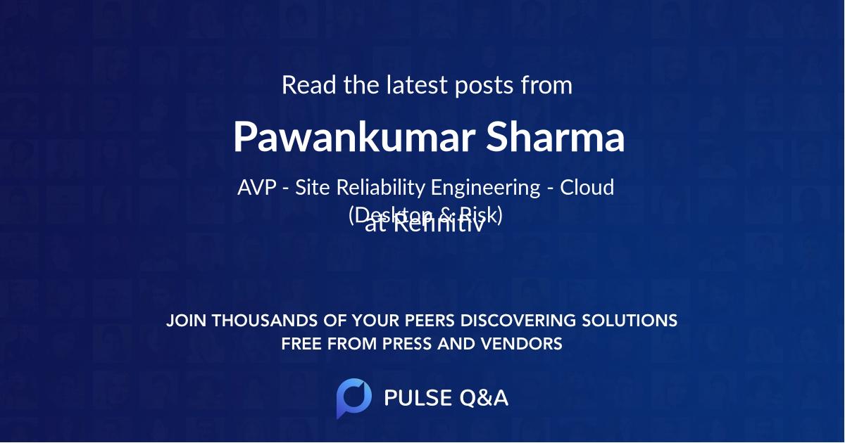 Pawankumar Sharma