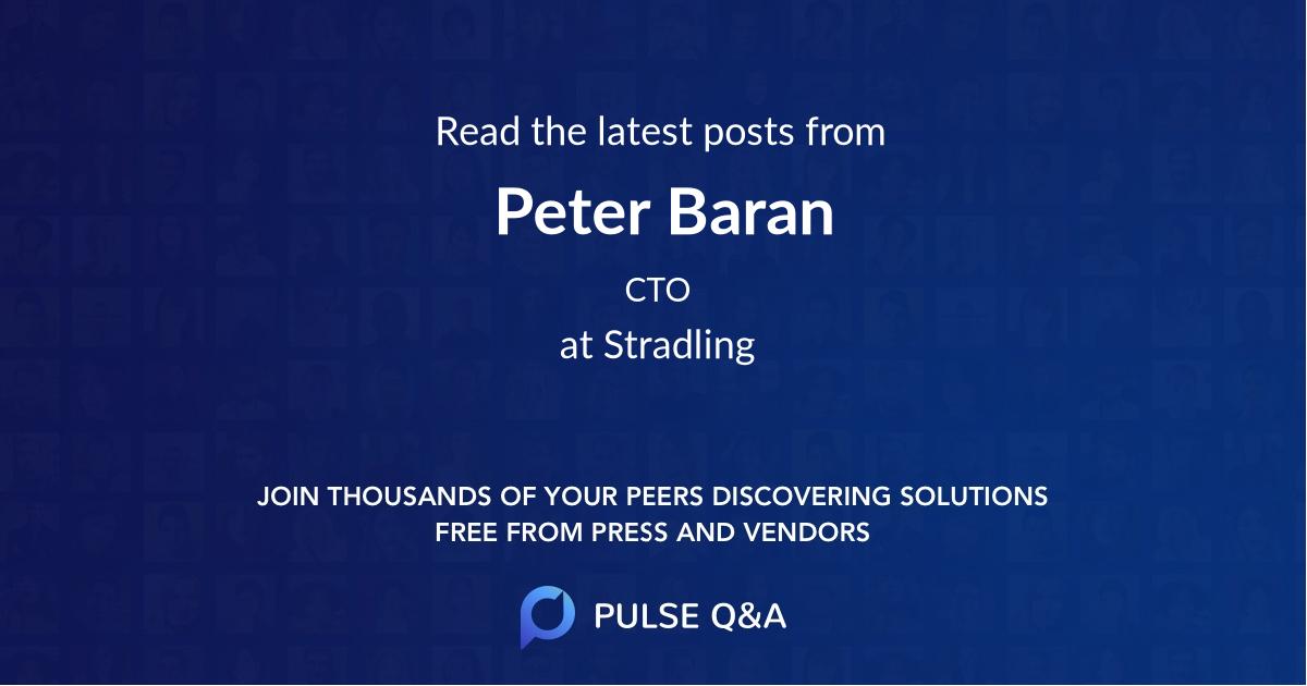 Peter Baran