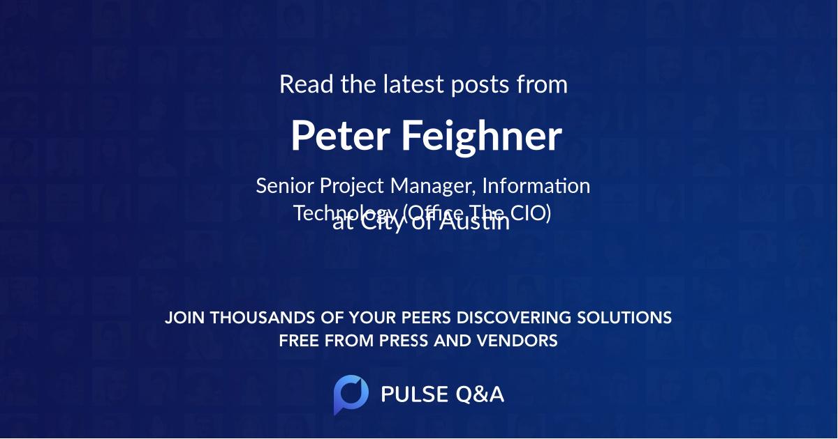 Peter Feighner