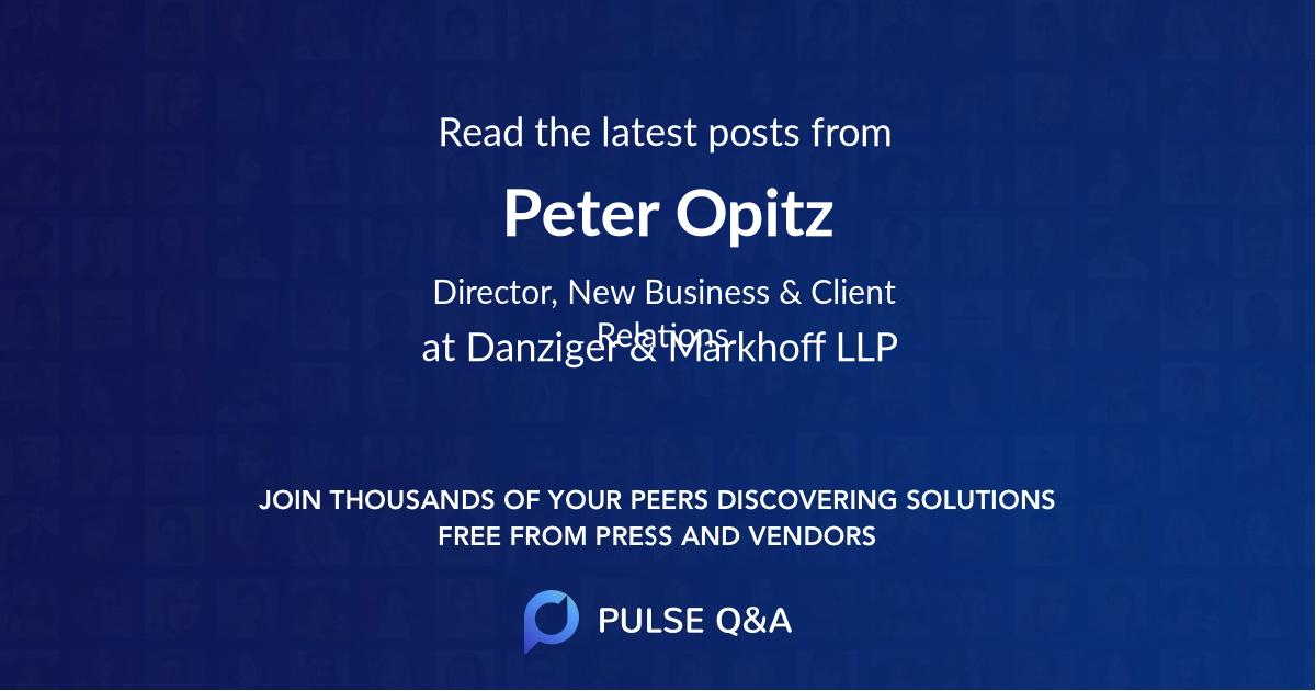 Peter Opitz