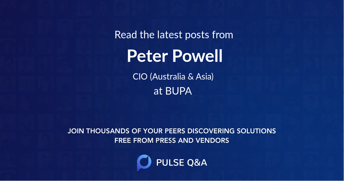 Peter Powell