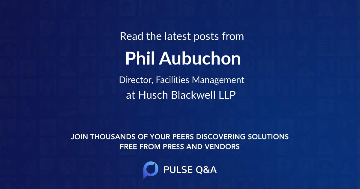 Phil Aubuchon