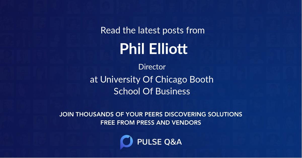 Phil Elliott