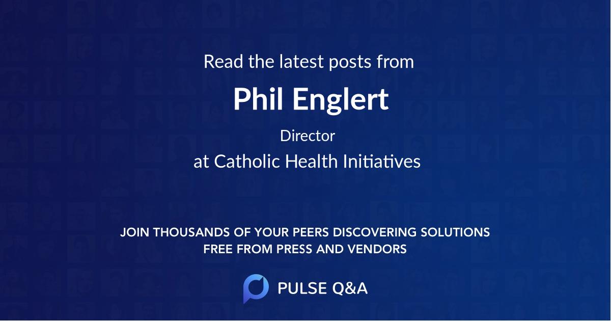 Phil Englert