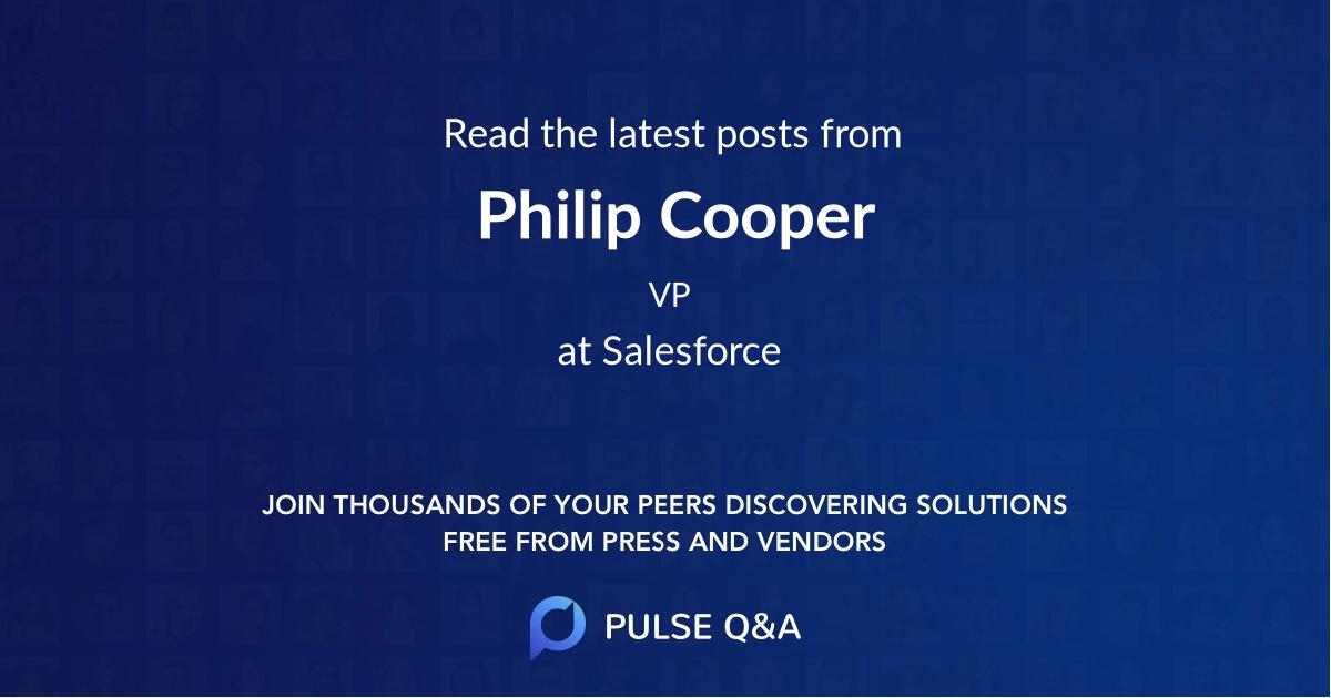 Philip Cooper