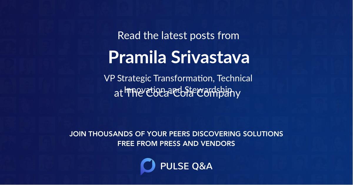 Pramila Srivastava