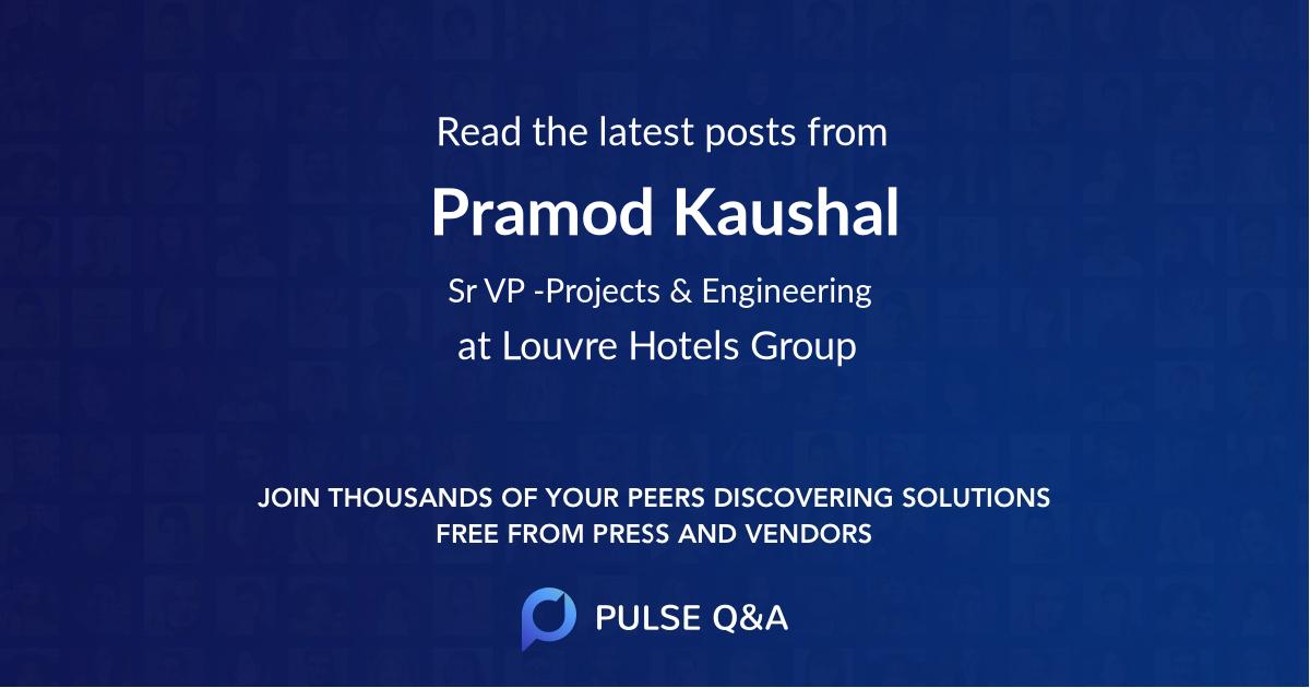 Pramod Kaushal