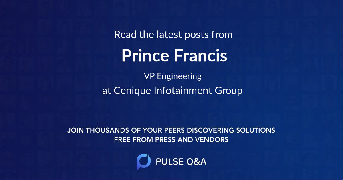 Prince Francis