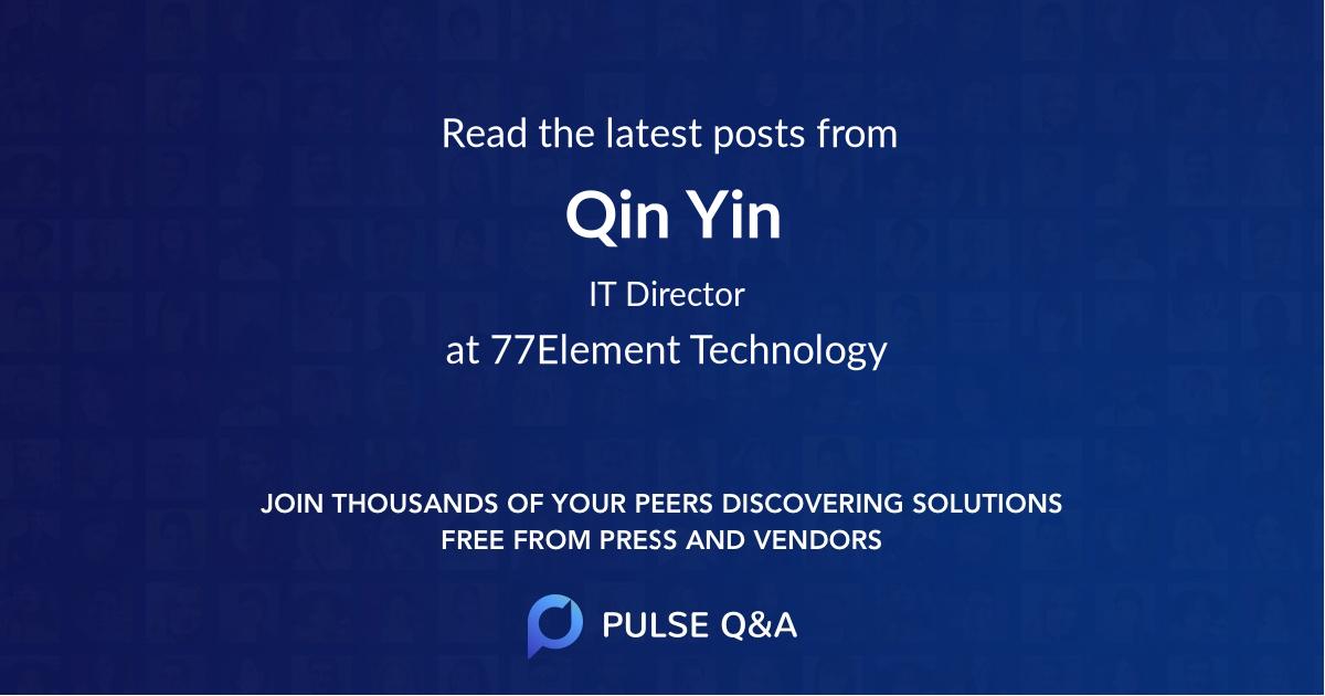 Qin Yin