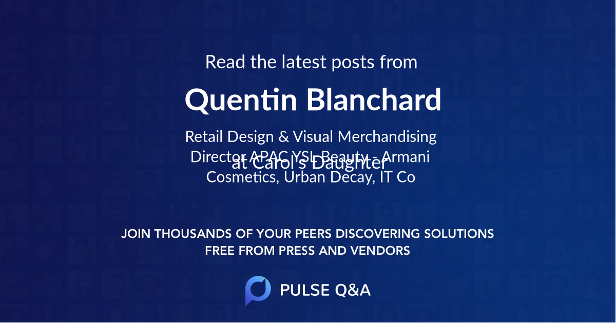 Quentin Blanchard