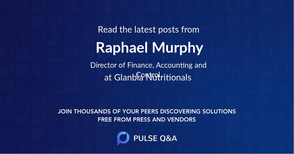 Raphael Murphy