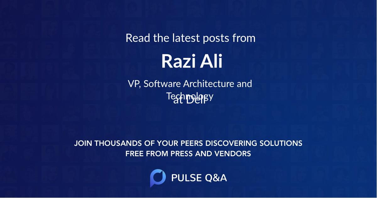 Razi Ali