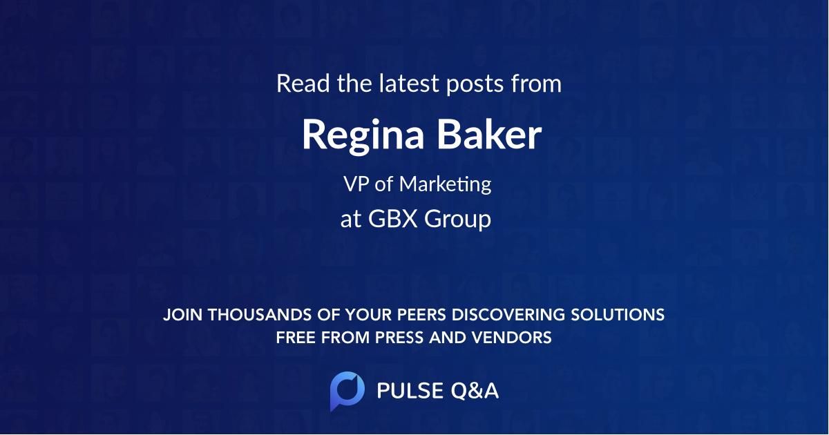 Regina Baker