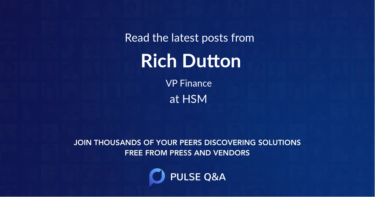 Rich Dutton