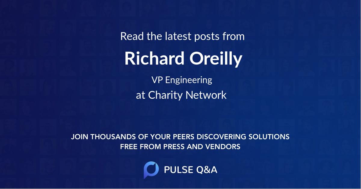 Richard Oreilly