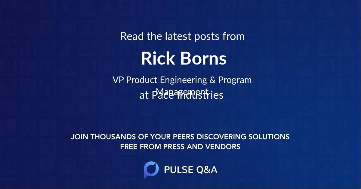 Rick Borns