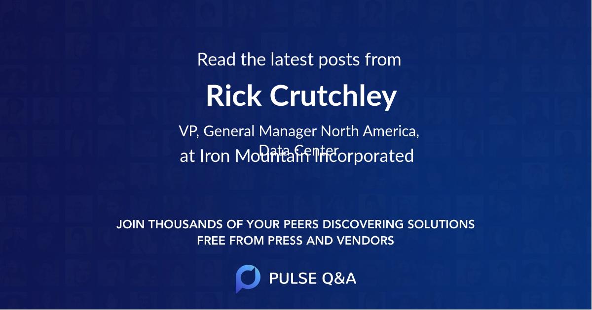 Rick Crutchley