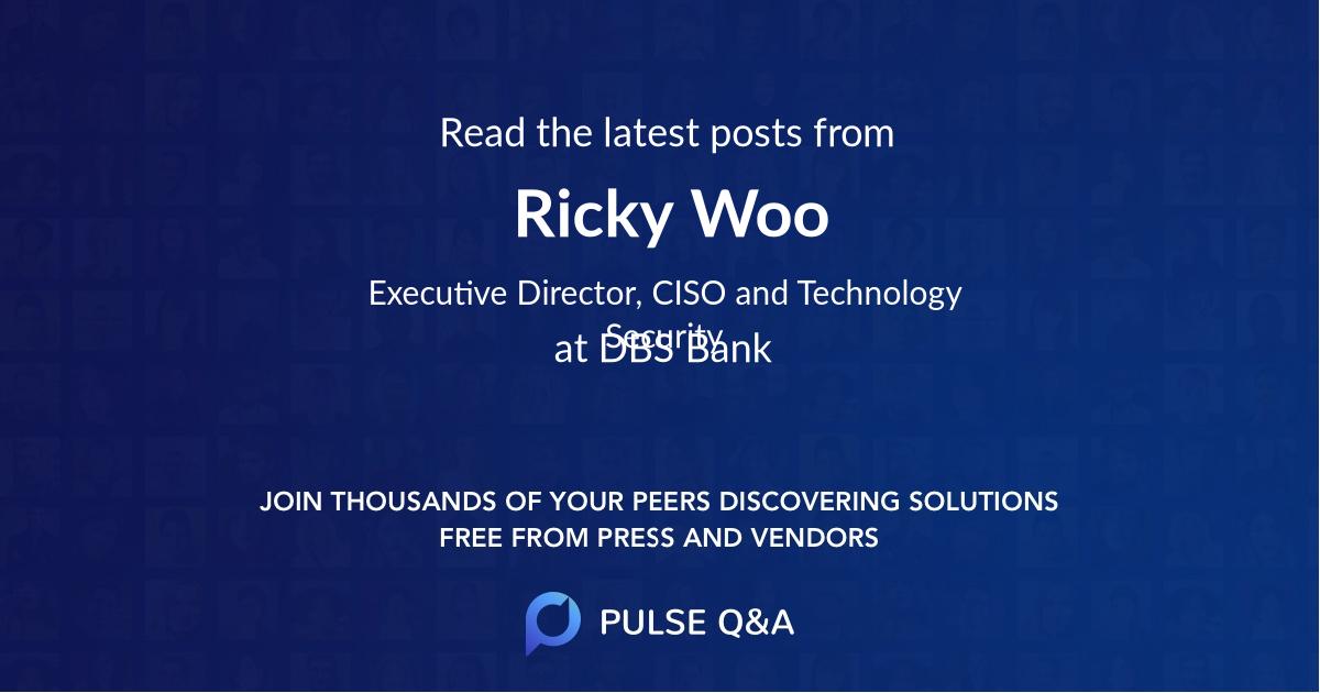 Ricky Woo
