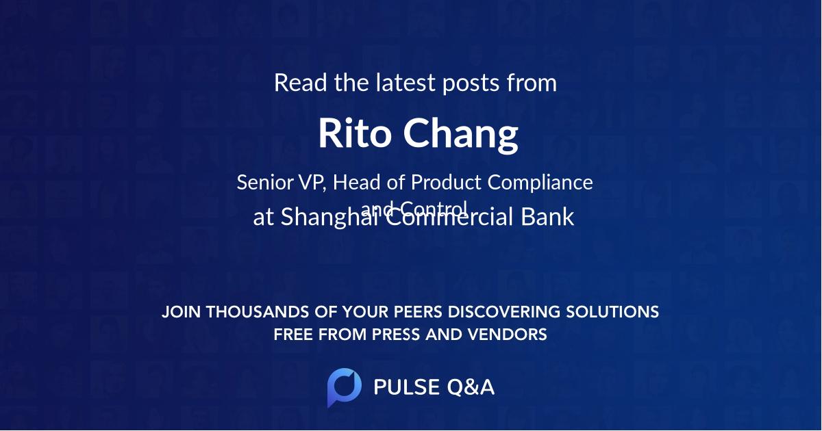Rito Chang