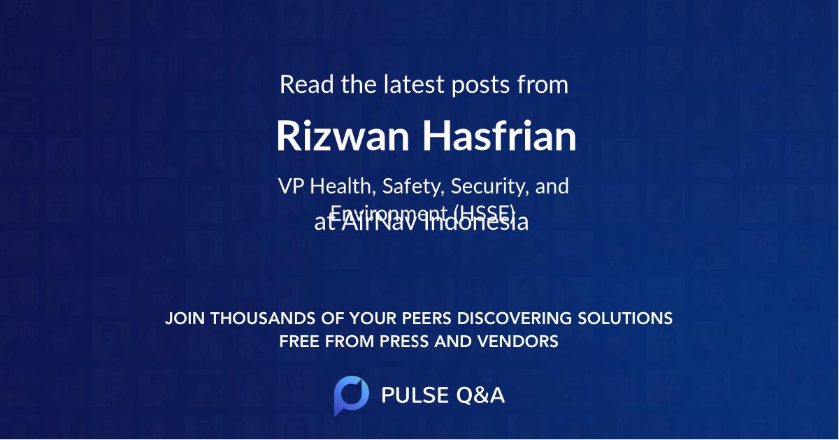 Rizwan Hasfrian