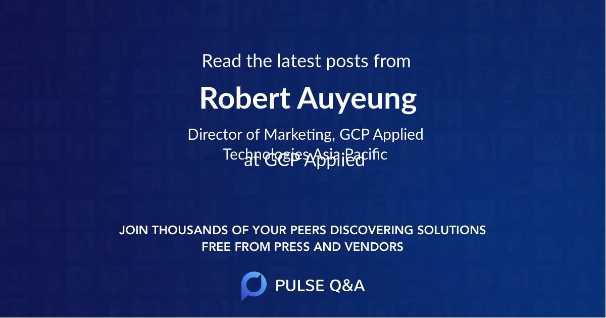 Robert Auyeung