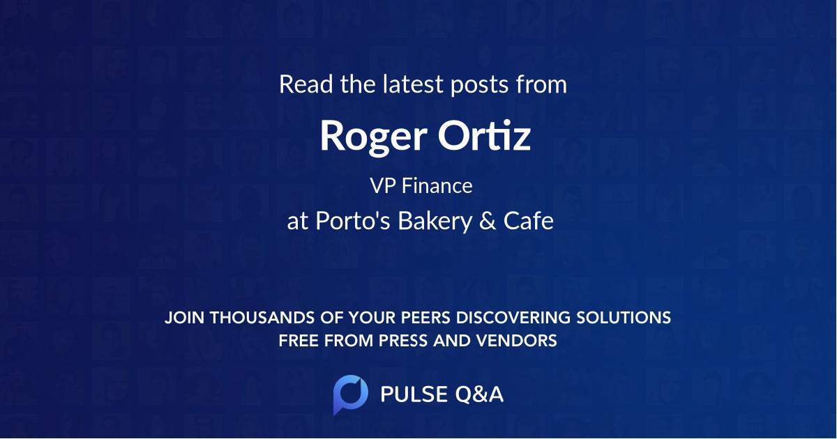 Roger Ortiz