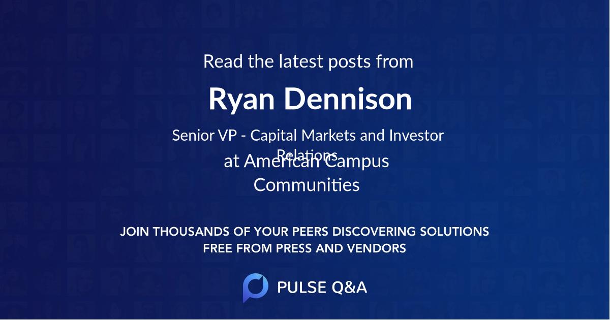 Ryan Dennison